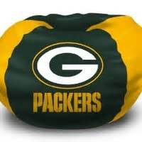 green bay packers bean bag chair northwest green bay packers bean bag chair