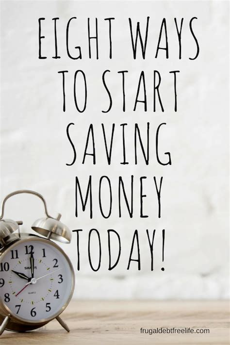 stop living paycheck  paycheck frugal debt