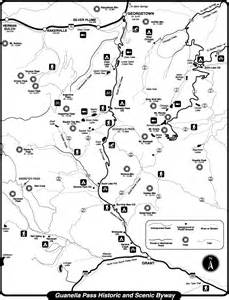 georgetown colorado map guanella pass