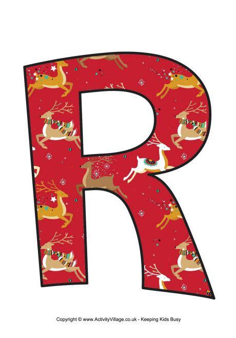 traditional christmas letter printable