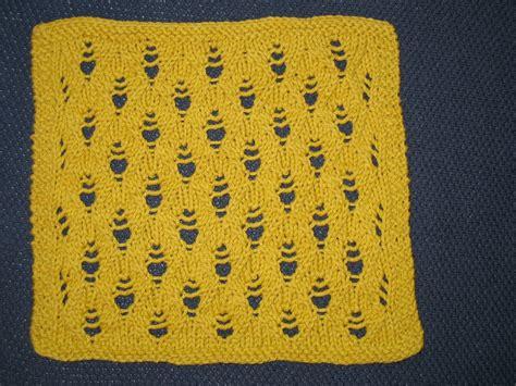 nightlyknitter s lotzastitches two more dishcloths