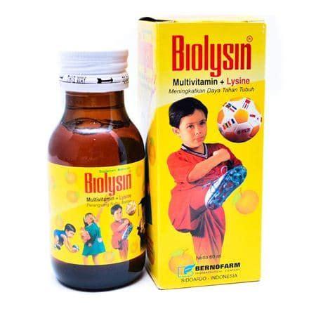 Vitamin Anak Yang Bagus 11 merk vitamin untuk daya tahan tubuh anak yang bagus