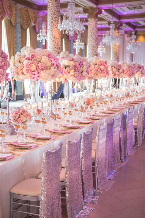 Wedding Reception Table Decorations by Wedding Ideas Reception Tables The Magazine