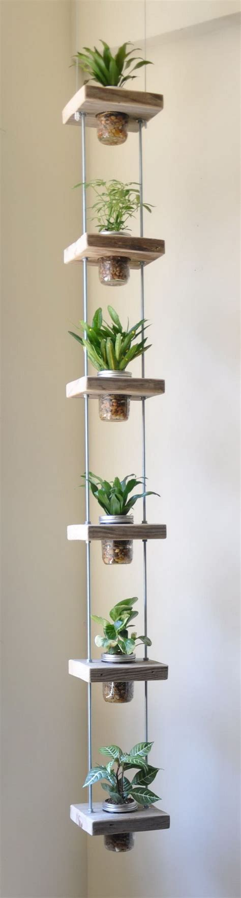Vertical Garden Indoor Diy 25 Cool Diy Indoor Herb Garden Ideas Hative