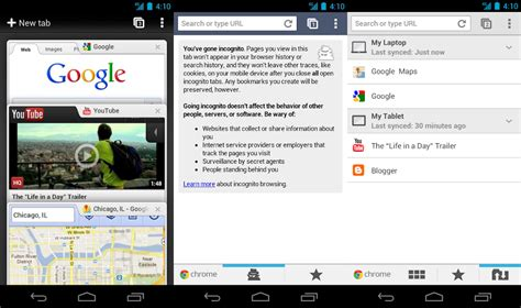 Chrome Zoom Android | google chrome 25 for android is out