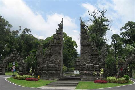 Bali Botanic Gardens Places Of Interest Bali Botanical Garden
