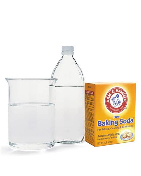 unclog bathtub baking soda vinegar how to unclog a drain safely and naturally every month or