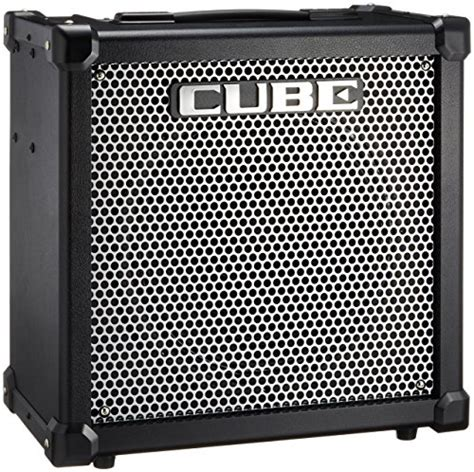 section 80 clean roland cube 80gx 80w 1x12 guitar combo black