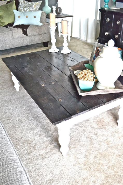 diy table base diy coffee table use base legs remove top and add your own stained wood top now i ll be