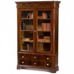 Glass Covered Bookshelves Glass Enclosed Bookcases Foter