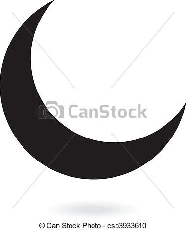 Moon Line Merah 10 Inch 11 12 Inch Softcase Laptop vector clipart of black moon black crescent moon