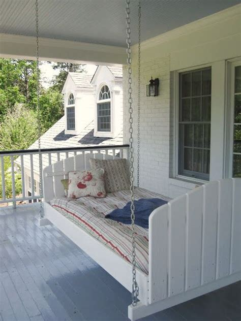 bed swings for porches best 25 porch swing beds ideas on pinterest porch