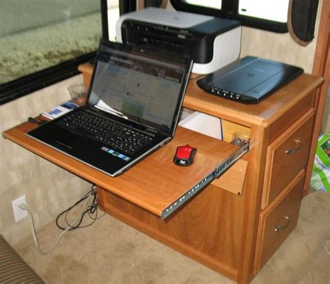 rv computer desk 17 best images about desks for small spaces on