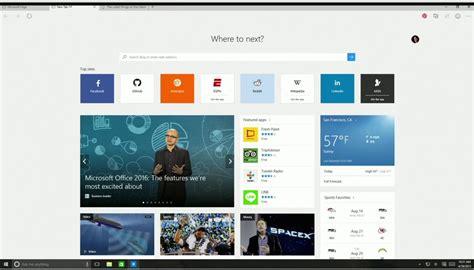 Microsoft Edge microsoft edge your new explorer thenerdmag