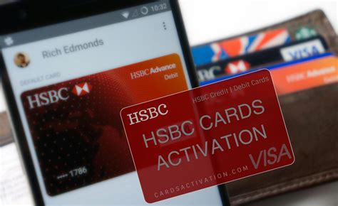 how to make hsbc credit card payment can i activate my hsbc credit card infocard co