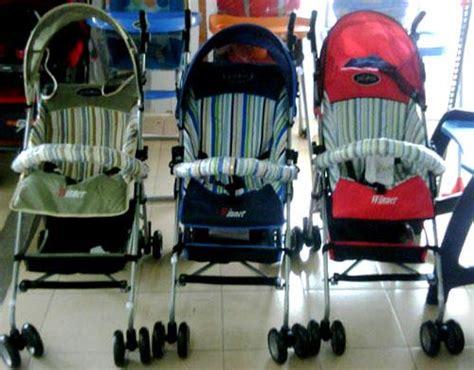 Pliko Winner By Babyshop Lulukids jual harga pabrik stroller kereta dorong baby buggy pliko