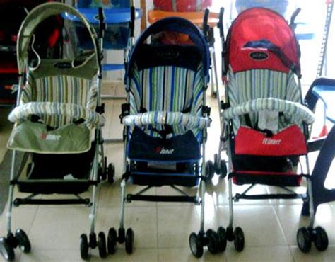 Kereta Dorong Bayi Kembar Pliko new distributor murah perlengkapan bayi info baru