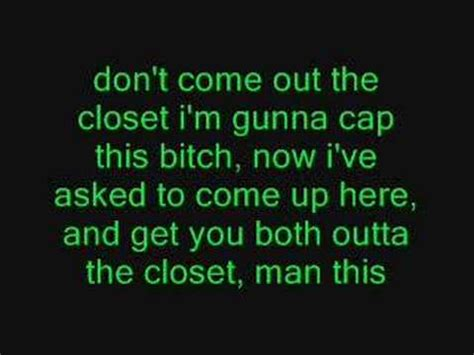 South Park Come Out Of The Closet by R Trapped In The Closet South Park Lyrics