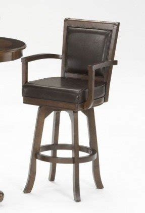 Cherry Bar Stools With Arms by Wood Swivel Bar Stools With Arms Foter