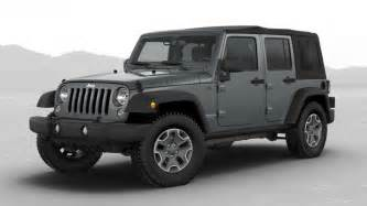 Jeep Styles 2016 Jeep Wrangler Rubicon Term Introduction