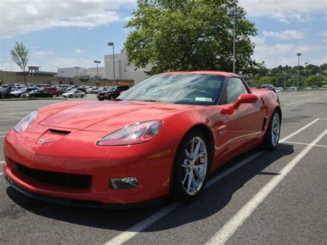 top of the line corvette find used 2009 z06 corvette has the 3lz top of the line in