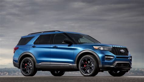 ford phev 2020 2020 ford explorer phev colors release date interior