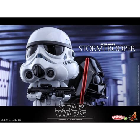 Toys Cosbaby L Stormtrooper New Misb toys cosb289 wars stormtrooper cosbaby l