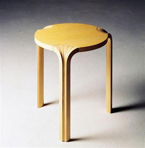 Tabouret Alvar Aalto by Mobilier Table Tabouret Alvar Aalto