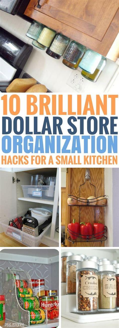 dollar store organization hacks best 25 small kitchen organization ideas on pinterest