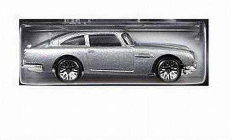 Diecast Hotwheels Aston Martin Db5 1963 Collector aston martin db5 gray rhd bond 007 1963 wheels