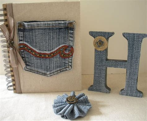 denim craft projects 42 ways to reuse denim part 2
