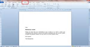 setting up a mail merge document in microsoft word va