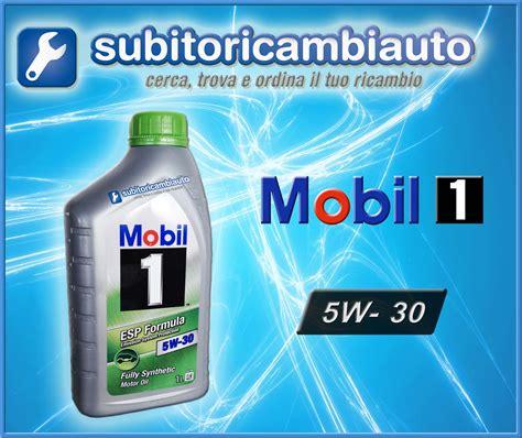 olio motore mobil 1 olio motore mobil 1 esp formula 5w30 1l ebay