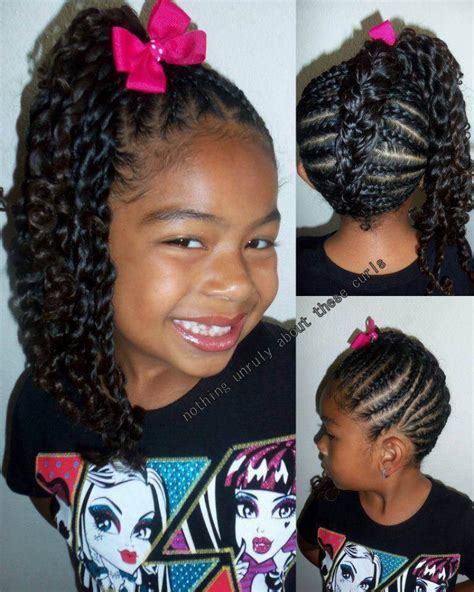8 year old black hair dues hairstyles for black 4 year olds hairstyles by unixcode