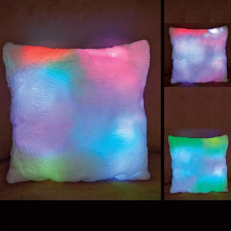 Light Up Pillows And Blankets by Logo Expressions Seeking Innovative Ways To Express Your