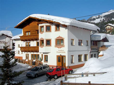 st anton appartments luxury self catered apartment werner pettneu am arlberg