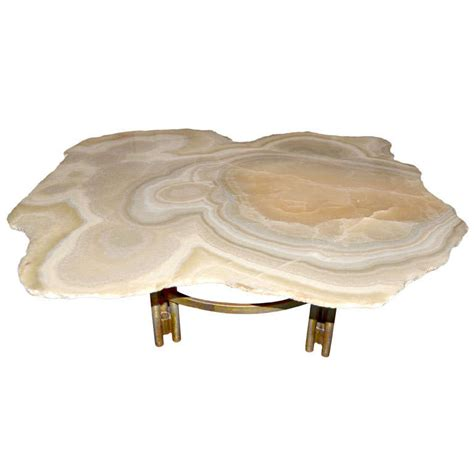 agate coffee table agate coffee table circa 1970 at 1stdibs