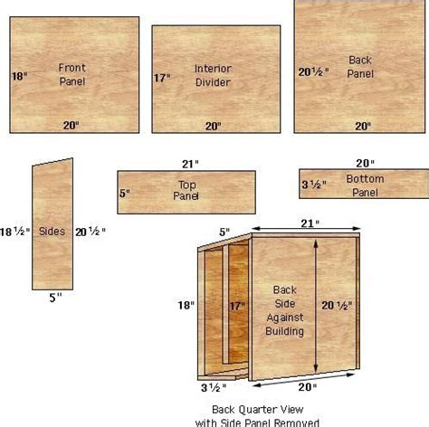 plans for building a bat house bat house plans gardening pinterest