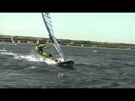 brouwersdam windsurf brouwersdam windsurfing slalom training 2011 youtube