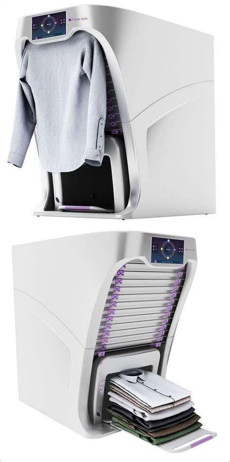 laundry gadgets see how this machine will fold your laundry so you don t
