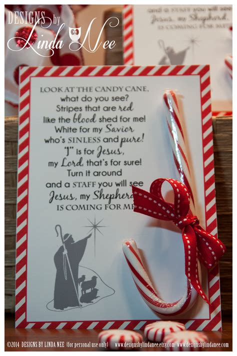 legend   candy cane card  witnessing  christmas