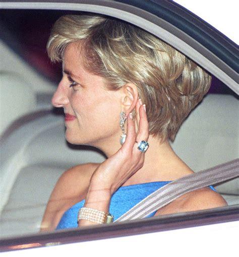 Diana Set Princess how princess diana replaced engagement ring from