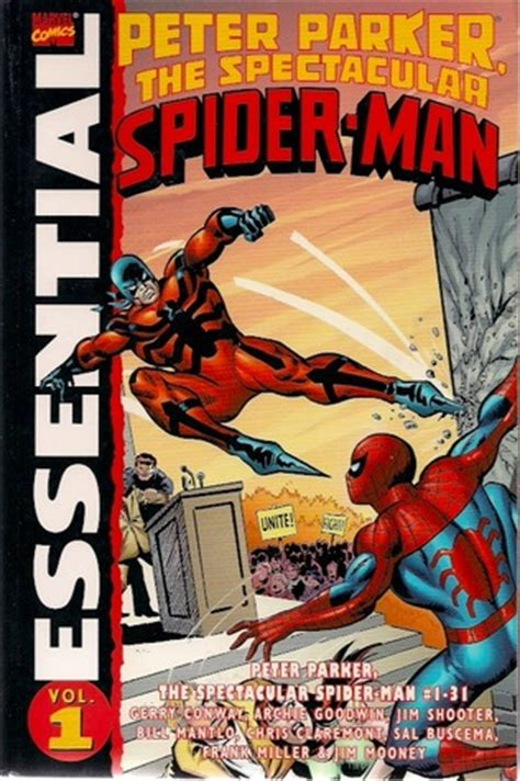 Spectacular Spider Vol 5 Sins Remembered Marvel Ebook E Book essential the spectacular spider vol 1 by gerry conway reviews discussion