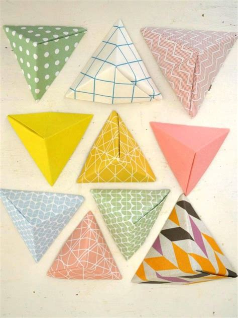 Decorations Origami Folding - best 25 paper folding ideas on paper folding