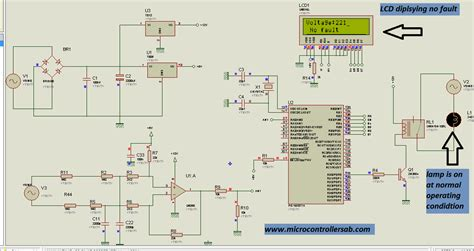 smart and voltage protection system for home