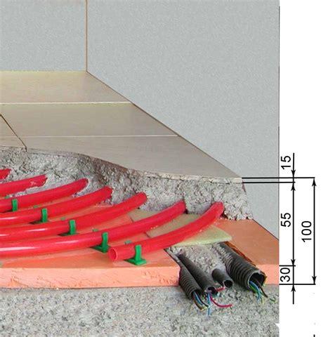 impianto pavimento impianto riscaldamento a pavimento elettrico