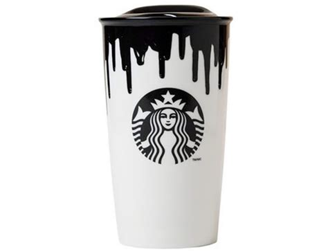 starbucks collaboration starbucks cup gets stylish with band of outsiders