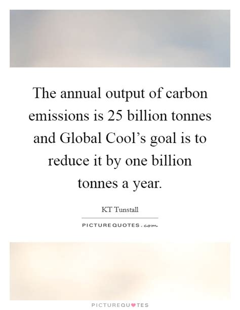 Donate A Tonne To Global Cool by Carbon Emissions Quotes Sayings Carbon Emissions