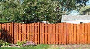 fence stain colors fence staining sadler fence and staining llc