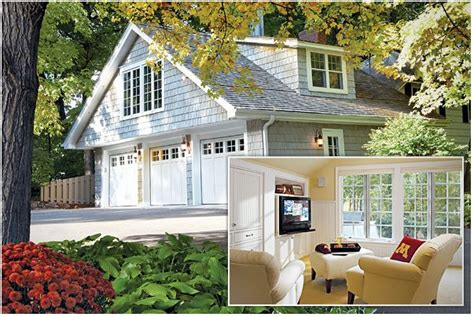 Small House Plans Under 400 Sq Ft 10 dramatic garage transformations to inspire and amuse